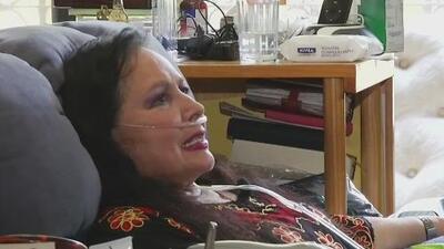 Actriz Flor Silvestre es hospitalizada de emergencia por problemas cardíacos