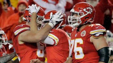 Chiefs y Cardinals logran grandes victorias y Jets por fin ganan en la NFL