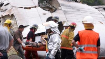 Se cayó un avión en Venezuela
