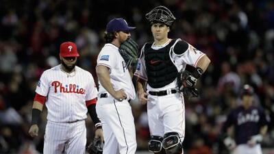 Japón remontó y tomó ventaja de 3-1 sobre los MLB All-Stars