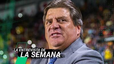 """Miguel Herrera: """"No se si soy el mejor pero estoy entre los técnicos confiables"""""""