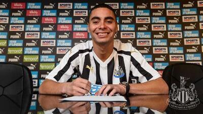 Por una cifra récord, Atlanta United FC anuncia la transferencia de Miguel Almirón al Newcastle