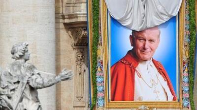Reliquias del papa Juan Pablo II estarán de visita en Chicago