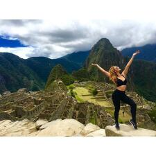 Zuleyka Rivera anda viajando el mundo y las fotos son ¡impresionantes!