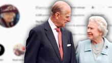 Sonreída y dejando el negro atrás, la reina Isabel II cambia su foto tras la muerte de Philip
