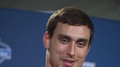 Ejecutivo de la NFL: Garrett Grayson podría ser el mejor quarterback en el Draft