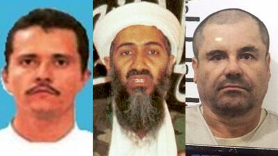 En fotos: Estos son los fugitivos por los que se han ofrecido las mayores recompensas