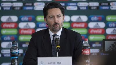 La Femexfut admite su deseo de volver a la Copa América y el de realizar un torneo continental