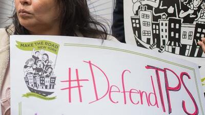 ACLU entabla demanda a favor de los hondureños beneficiados con TPS y en contra del gobierno de Trump