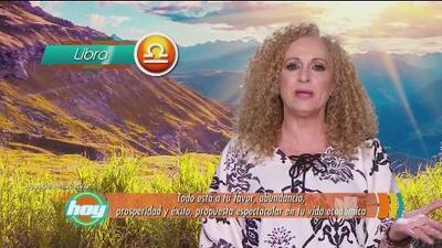 Mizada Libra 10 de enero de 2017