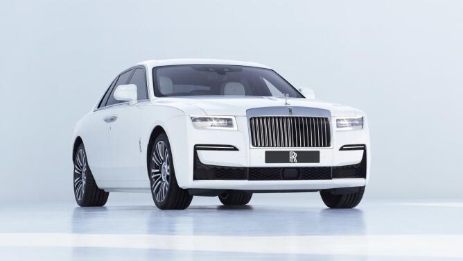 Rolls-Royce Ghost 2021, el modelo más avanzado y cómodo de la marca británica