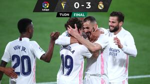 ¡Nuevo líder! Real Madrid asalta la punta de LaLiga