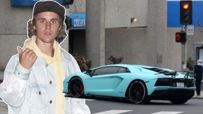Lejos de Selena Gómez, Justin Bieber tienta a la suerte
