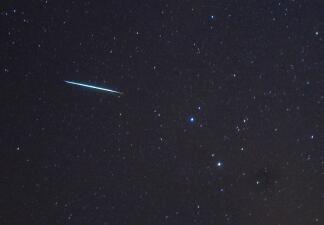 """""""Más de 120 meteoros por hora"""": hoy podrás ver la 'lluvia de estrellas' más espectacular del año"""
