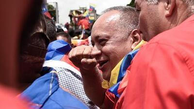 """""""Una mentira, una manipulación"""": Diosdado Cabello niega cualquier tipo de contacto secreto con EEUU"""