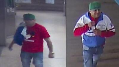Autoridades buscan a un hombre que presuntamente manoseó a una menor en un tren de la CTA