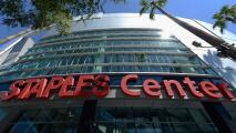 Los protocolos de bioseguridad que deben cumplir los aficionados que deseen entrar al Staples Center en Los Ángeles