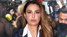Ninel Conde y su esposo Larry Ramos arman tremendo zafarrancho en el aeropuerto de México