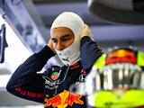 Sergio Pérez fue elegido piloto del día en el GP de Bahrein y valora aprendizaje
