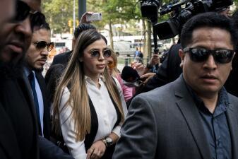 En fotos: último día del juicio de Joaquín 'El Chapo' Guzmán