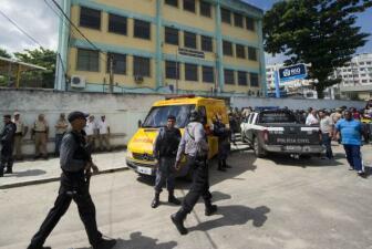 Tiroteo en escuela de Brasil dejó 13 muertos