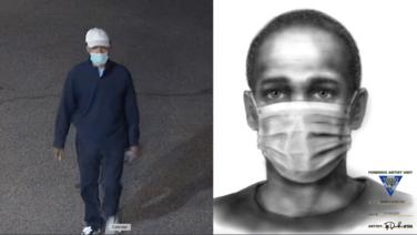 """""""Armado y peligroso"""": revelan más detalles del sospechoso de intentar secuestrar a dos mujeres en Cherry Hill"""