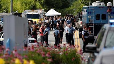 Lo que se sabe hasta el momento del tiroteo en el diario Capital Gazette en Maryland