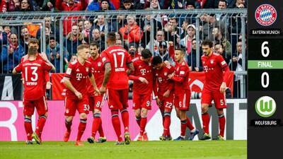 Dedicatoria para Joachim Löw: el Bayern Munich de los retirados ya lidera la Bundesliga