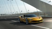 Ferrari SF90 Spider | El primer híbrido enchufable convertible de Ferrari