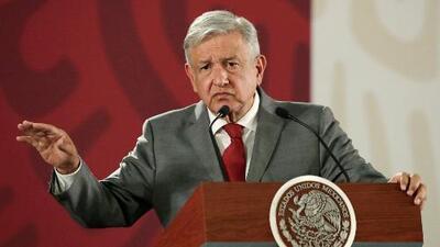 """""""Ni cobarde, ni timorato"""": AMLO responde a la amenaza de Trump de imponer nuevos aranceles a productos mexicanos"""