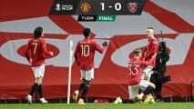 Manchester United sufre en tiempo extra, pero avanza en FA Cup