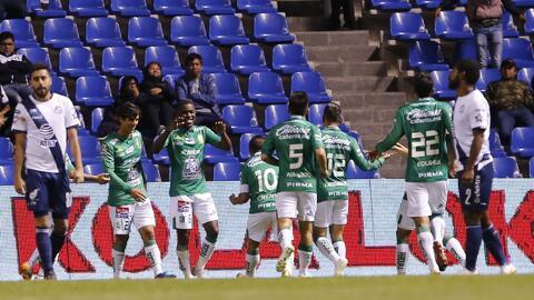 ¡Lo hizo! León logró la hazaña como el primer equipo con 11 victorias al hilo en la Liga MX