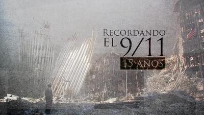 Los Locutores de 107.5 Amor recuerdan los hechos del 9/11 despues de 15 años
