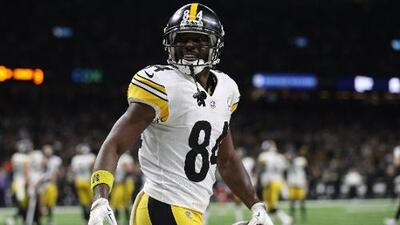 Antonio Brown deja entrever que no seguirá con los Steelers
