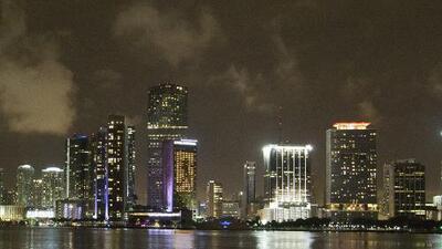 Miami tendrá una noche de martes con calor, humedad y la posibilidad de algunos chubascos