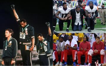 Protestas representativas en la historia del mundo deportivo