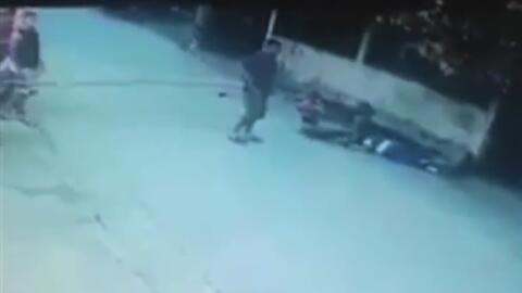Dos niñas murieron arrolladas por un auto sin control en Guatemala