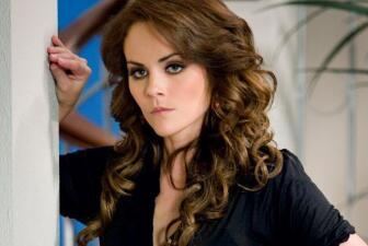 Laura Carmine podría levantar el Premio TVyNovelas por ser una gran villana
