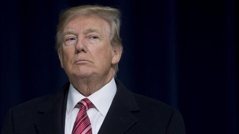 Así se refirió Trump a Venezuela y Cuba durante su visita a Florida para discutir la reforma tributaria