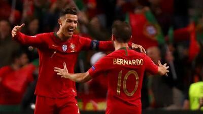 ¡Golazos del campeón! Estas fueron las mejores anotaciones de Portugal en la UEFA Nations League