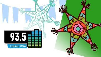 Celebra tu Posada con Latino Mix 93.5 FM