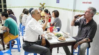 Criticar con fotografías a Donald Trump: Las punzantes imágenes del fotógrafo de Barack Obama