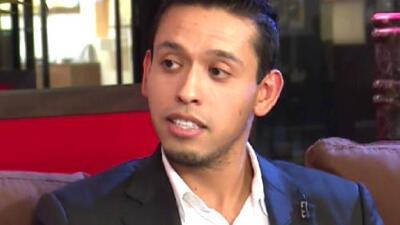 Iván Aguilera quiere conocer a sus hermanos biológicos Luis Alberto y Joao Gabriel Aguilera