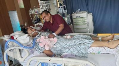 Honduran girl taken off life support after she tried to take her own life when her father was denied at the border