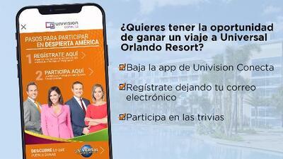 Gane un viaje a Universal Orlando Resort
