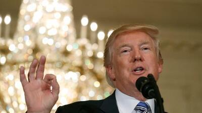 Donald Trump recurre al poder presidencial y veta legislación