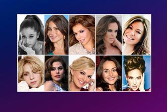 Las chicas nominadas a Premios Juventud