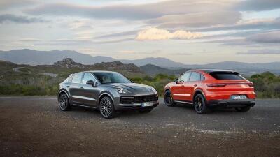 La nueva Porsche Cayenne Coupe sacrifica utilidad por belleza