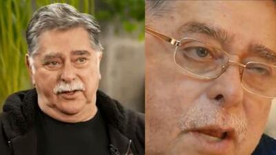 Raymundo Capetillo aclara si es verdad que perderá la vista