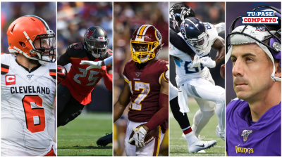 NFL Fantasy: los jugadores que deben ir a la banca en la Semana 5